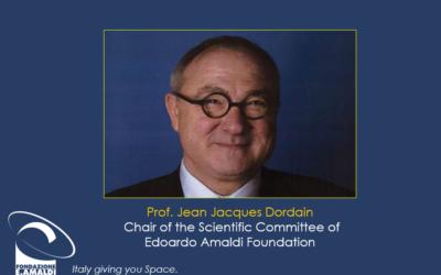 Il Prof. Jean-Jacques Dordain è il Chair del Comitato Scientifico della Fondazione E. Amaldi