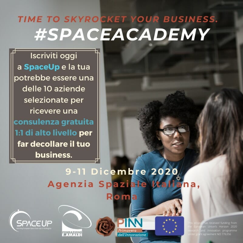 spaceup space academy