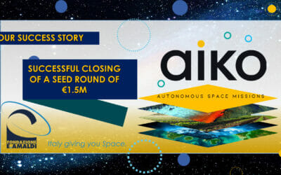 AIKO – AUTONOMOUS SPACE MISSIONS UNA STORIA DI SUCCESSO